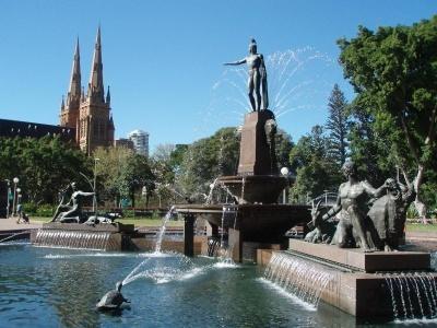 Nový Zéland a velká města Austrálie (Komfort)