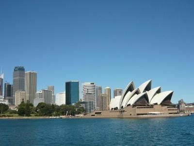 Nejmenší kontinent - Austrálie