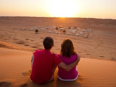 Desert Nights Camp Oman