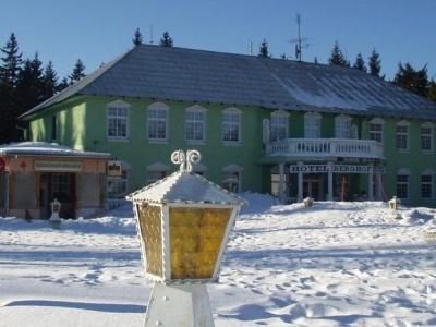 Berghof Hotel Jáchymov