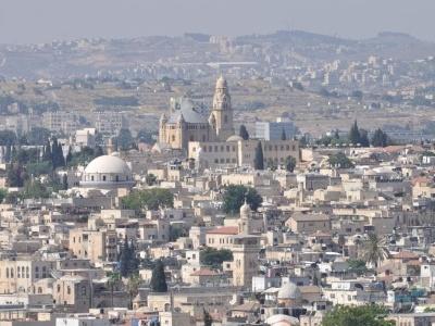 Jordánsko, Palestina, Izrael (Komfort)