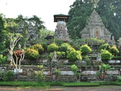 Velký okruh ostrovem Bali