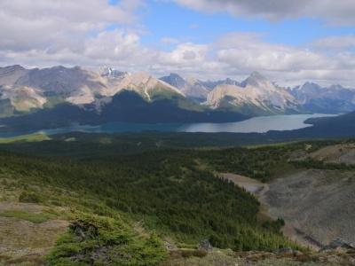 Poznání parků severozápadu USA a části Kanady