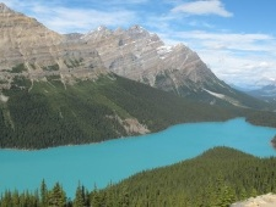Za krásami kanadského západu