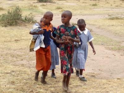 Keňské safari z Nairobi