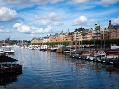 Švédskem od pobřeží k pobřeží