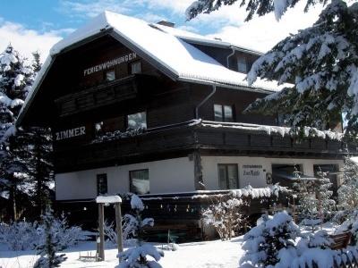 Pension a apartmány Grubermühle
