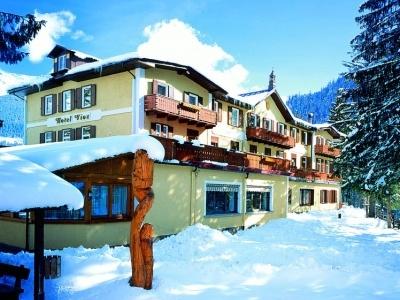 Vioz hotel a residence Pejo Fonti