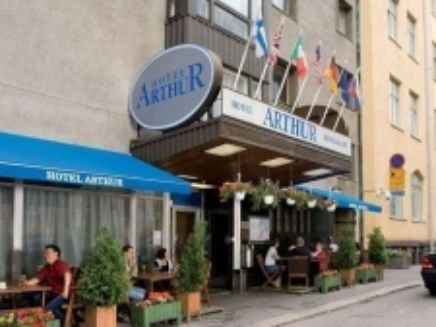 Arthur hotel Helsinki