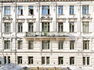 Post Hotel Wien