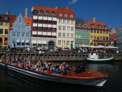 Okruh Dánským královstvím - autobusem