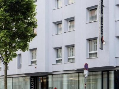 AustriaTrend BeimTheresianum Hotel Vídeň