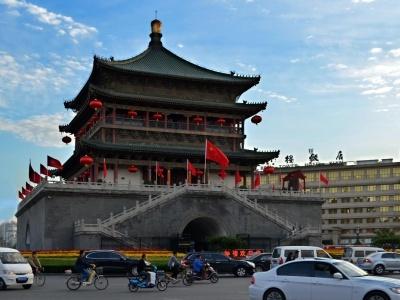 Čína - toulky říší středu
