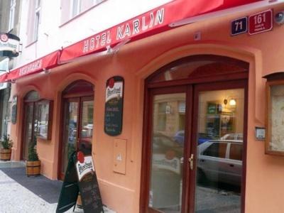 Karlin hotel Praha