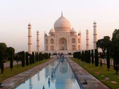 Krásy Zlatého trojúhelníku Indie