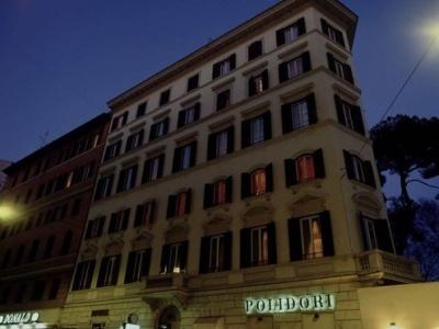 Gambrinus hotel Rome