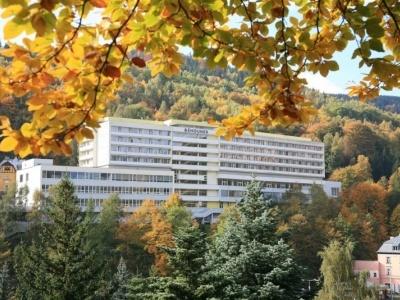 Lázeňský Hotel Akademik Běhounek