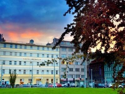 Merkur Hotel Praha