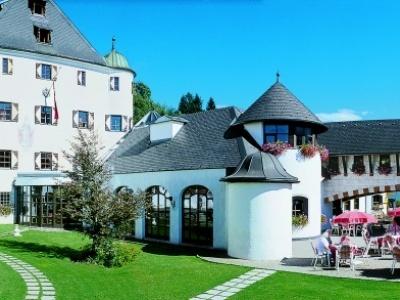 Ferienhotel Schloss Rosenegg Fieberbrunn