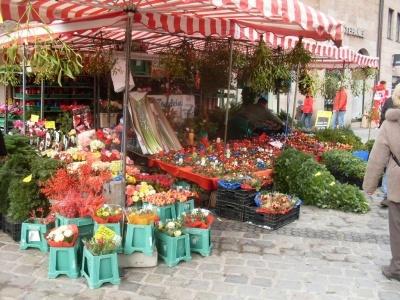 Adventní trhy v Norimberku