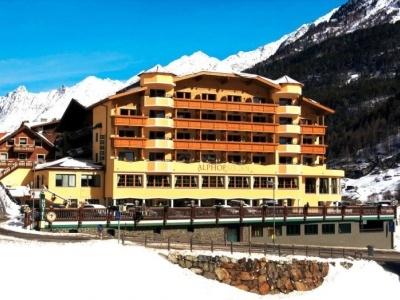 Alphof hotel Sölden