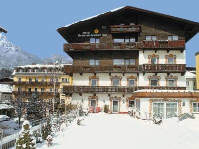 Kurhotel Österreichischer Hof Bad Hofgastein