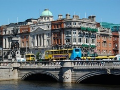 To nejlepší z Dublinu + Irská příroda (letecky z Prahy)