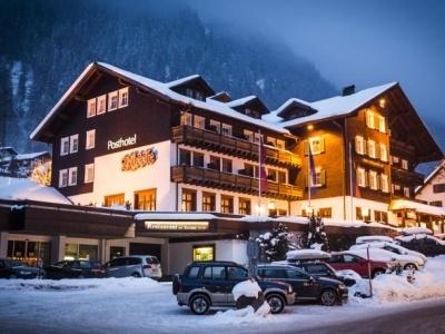 Posthotel Rössle Vorarlberg