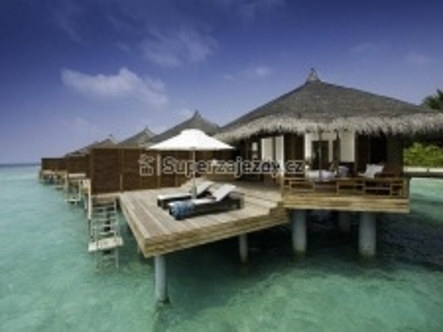 Dubaj - Orchid Vue a Maledivy - Kuramathi Island Resort