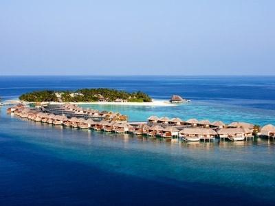 Kombinace Dubaj - Orchid Vue a Maledivy - Kuramathi Island Resort
