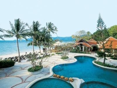 Bangkok - hotel Bangkok Palace, Ko Samui - hotel Chaweng Regent Beach