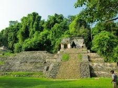 Krásy Yucatánu a Chiapasu - Fly & Drive