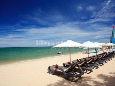 Bangkok - hotel Bangkok Palace, Pattaya - hotel Centara Grand Mirage Beach