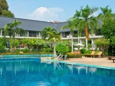 Bangkok - hotel Bangkok Palace, Pattaya - hotel Sunshine Garden