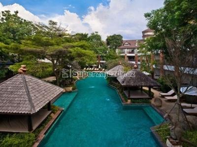 Bangkok - hotel Bangkok Palace, Pattaya - hotel Woodlands