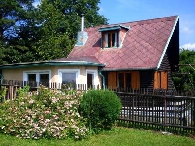Chata Buková 2193