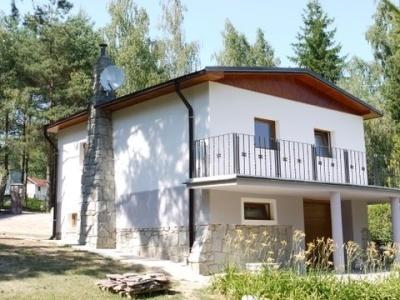 Chata Slapská přehrada - Čím-Hrdlička 3470