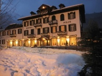 Pejo Hotel Pejo Fonti