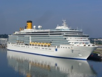 """Plavba """"z Benátek do Savony"""" na lodi Costa Deliziosa"""
