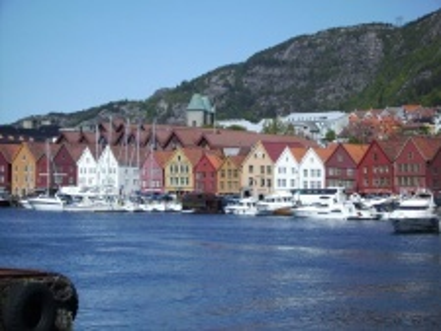 Kombinace Plavba Norské fjordy zblízka s pobytem, českým delegátem a all inclusive - Monarch