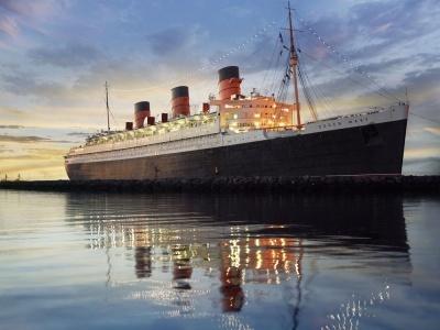 Transatlantická plavba z New Yorku do Southamptonu - Queen Mary 2