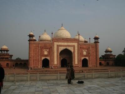 Indie - Dillí, Agra a Jaipur