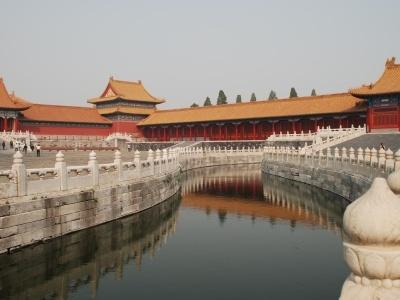 Čína - ze Šanghaje do Pekingu