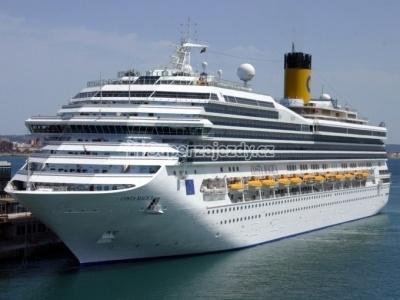 Plavba Antily, Kanárské ostrovy, Gibraltar, Francie, Itálie - Costa Magica