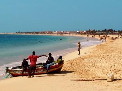 Kombinace Ostrov Sal - Oa Salinas Sea a ostrov Boa Vista - Iberostar Club