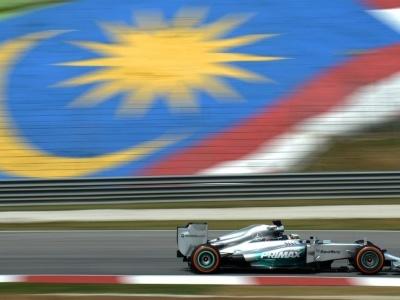 Formule 1 - Velká cena Malajsie, Kuala Lumpur, vstupenky