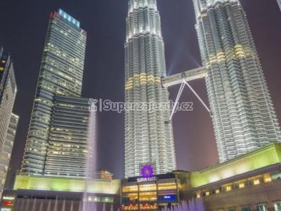 Kombinace Singapur - Langkawi - Kuala Lumpur