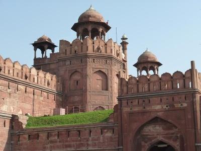 Dillí, Agra, Jaipur a odpočinek v Goa