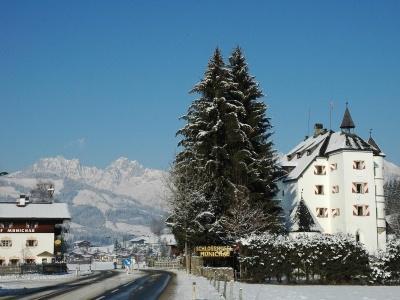 Schloss Chalet Münichau