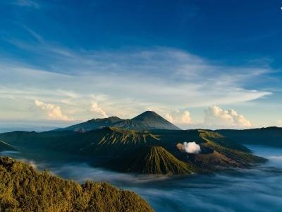 Čarovná Jáva s pobytem na Bali